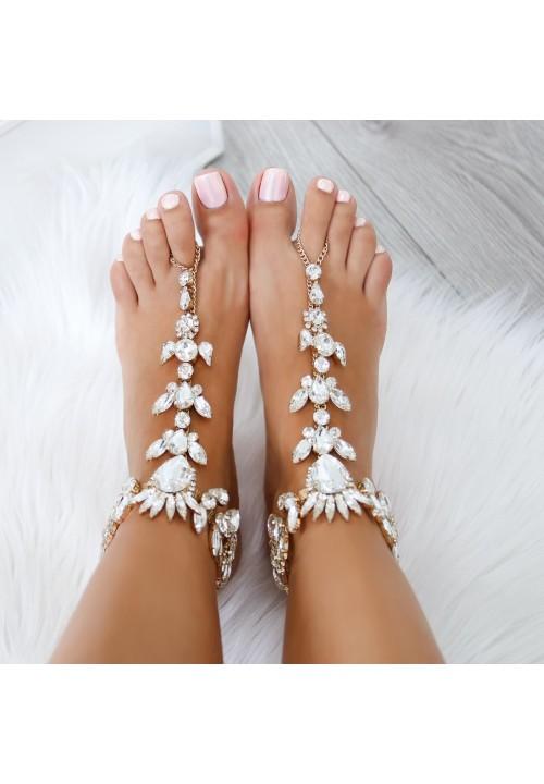 Biżuteria na Stopę Yasmin
