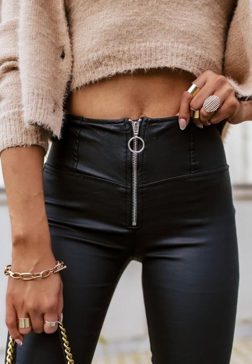 Spodnie Czarne Elena