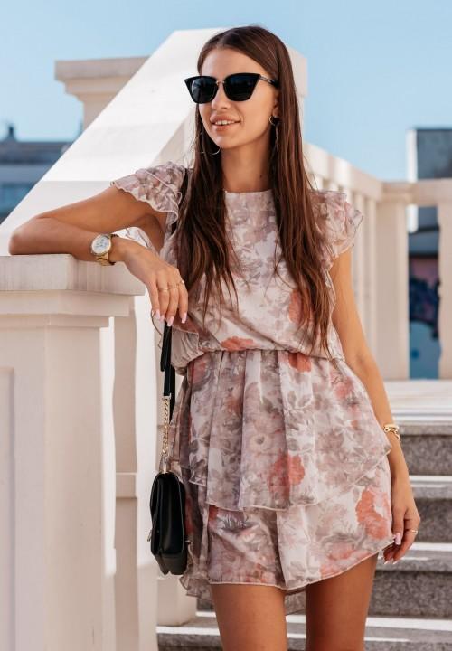 Sukienka w Kwiaty Novia