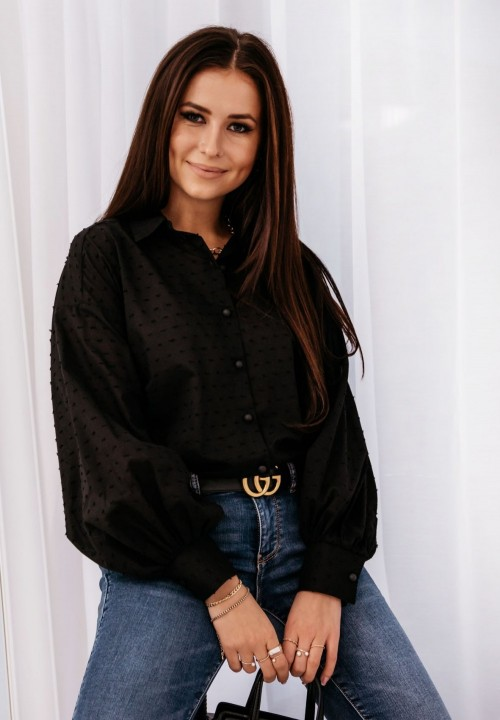 Czarna Koszula Beri