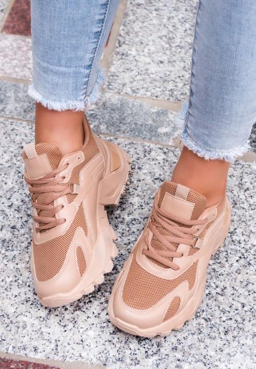 Sneakersy Camel Marietta