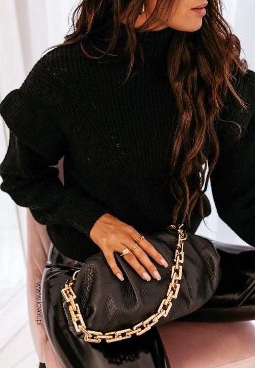 Sweter Czarny Esmara