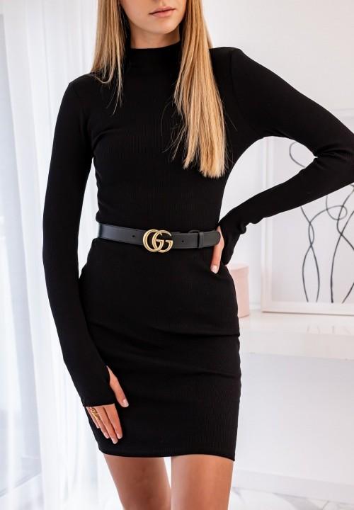 Sukienka Czarna Mayla